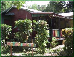 Nature Roots Cottage in Belmont